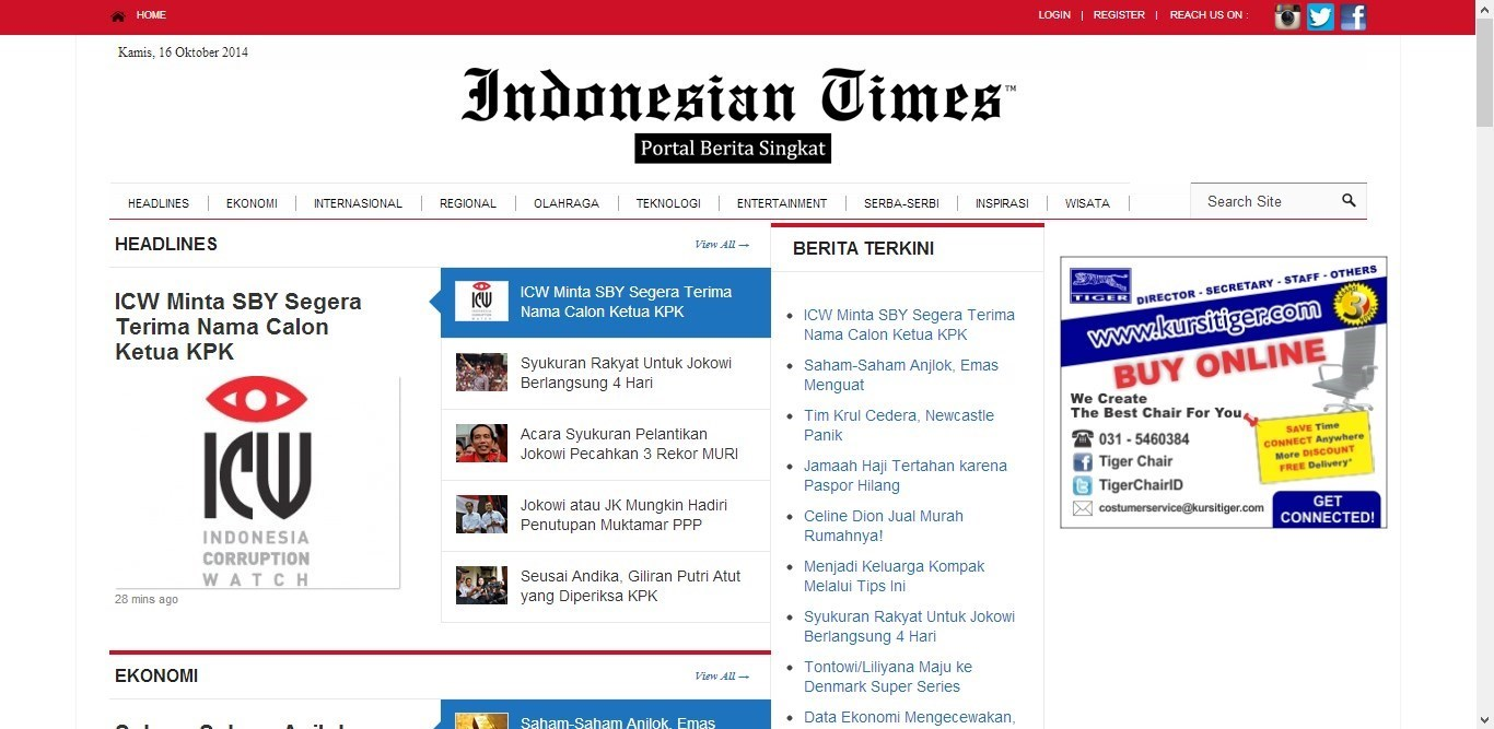 daftar situs berita online terbaik amp terpopuler di indonesia
