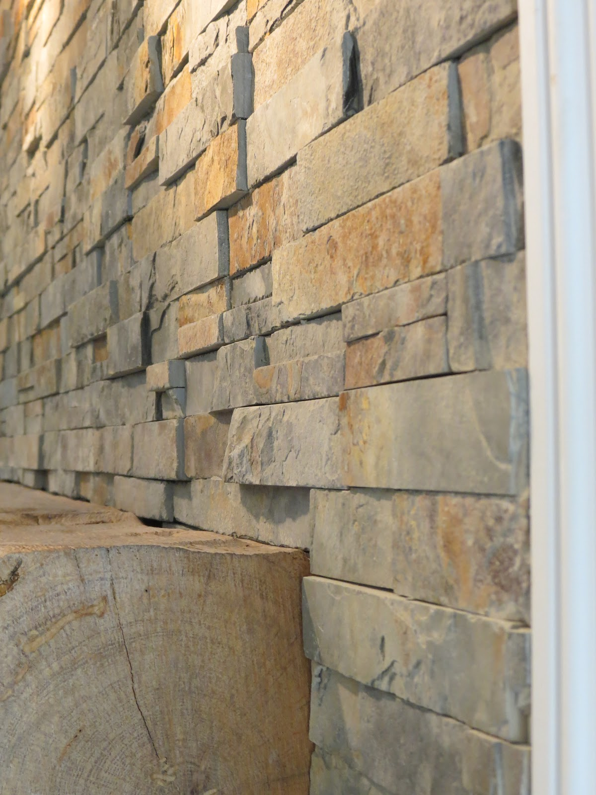 use light and stone to enhance your basement remodeling project