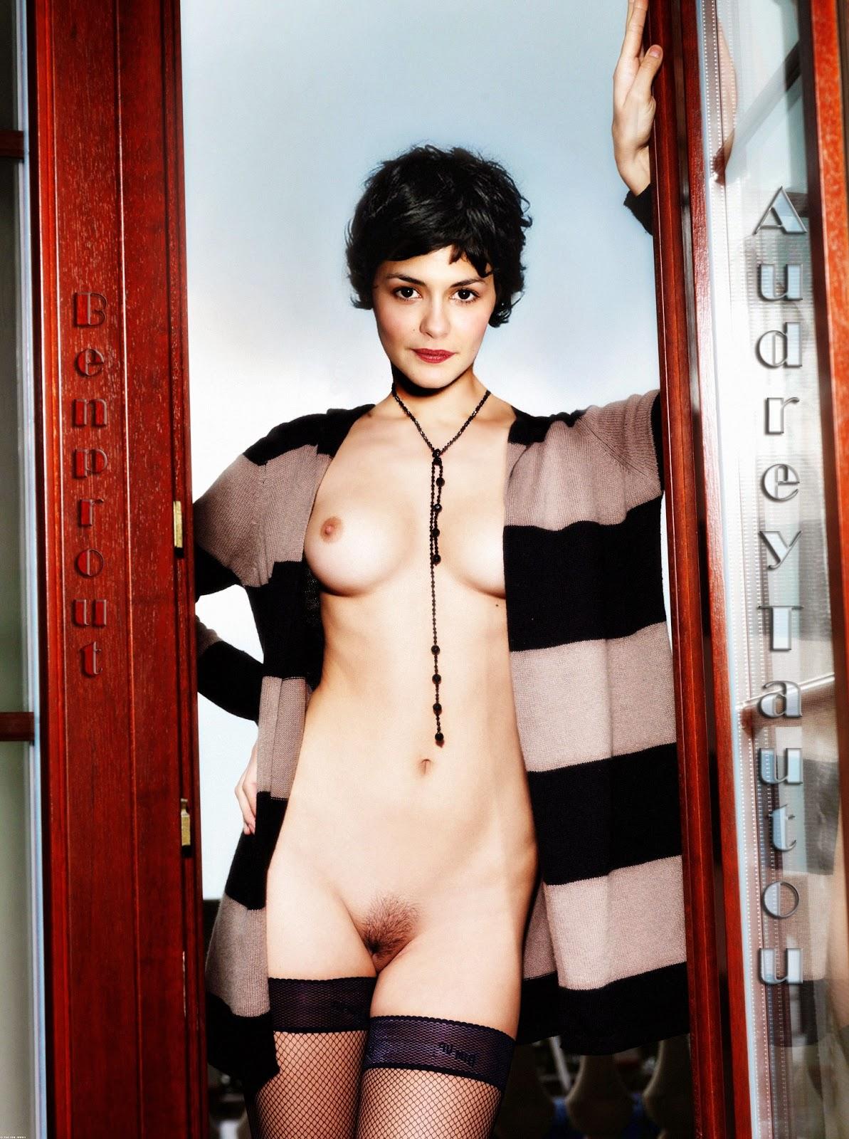 Audrey Tautou 3 Porn Pictures, XXX Photos, Sex Images
