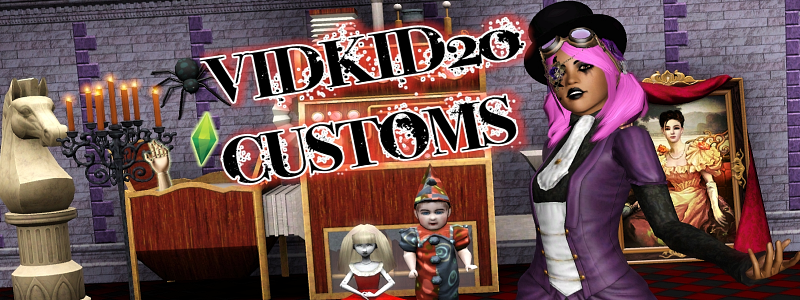 Vidkid20 Customs