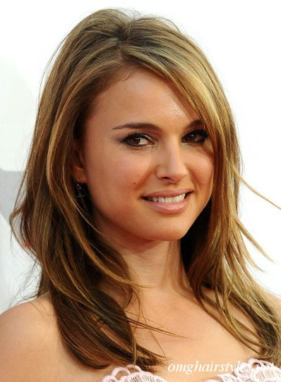 Haircuts For Long Hair Round Face : Hairstyle Review and Pictures: Long HairStyles 2012 For Round Faces