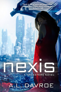 Nexis by A.L. Davroe Cover