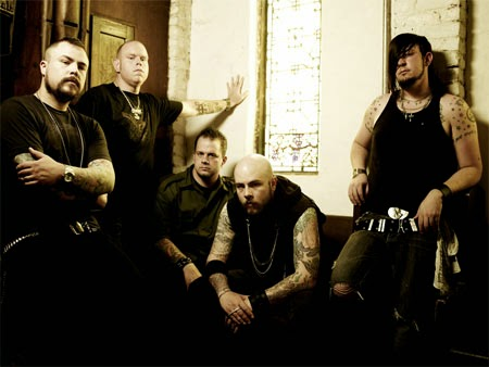 demon hunter - band