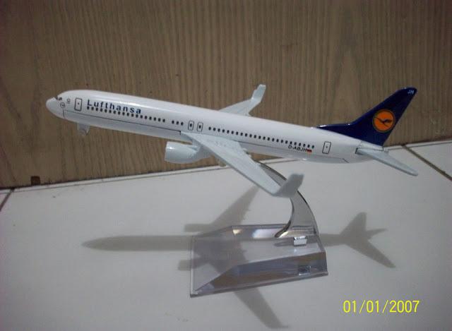 Lufthansa B737 800