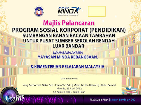 MAJLIS USAHASAMA PROGRAM SOSIAL DAN KOPORAT (PENDIDIKAN)