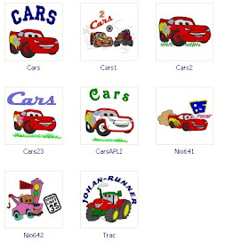Free Machine Embroidery Designs Download Cars 8 Free