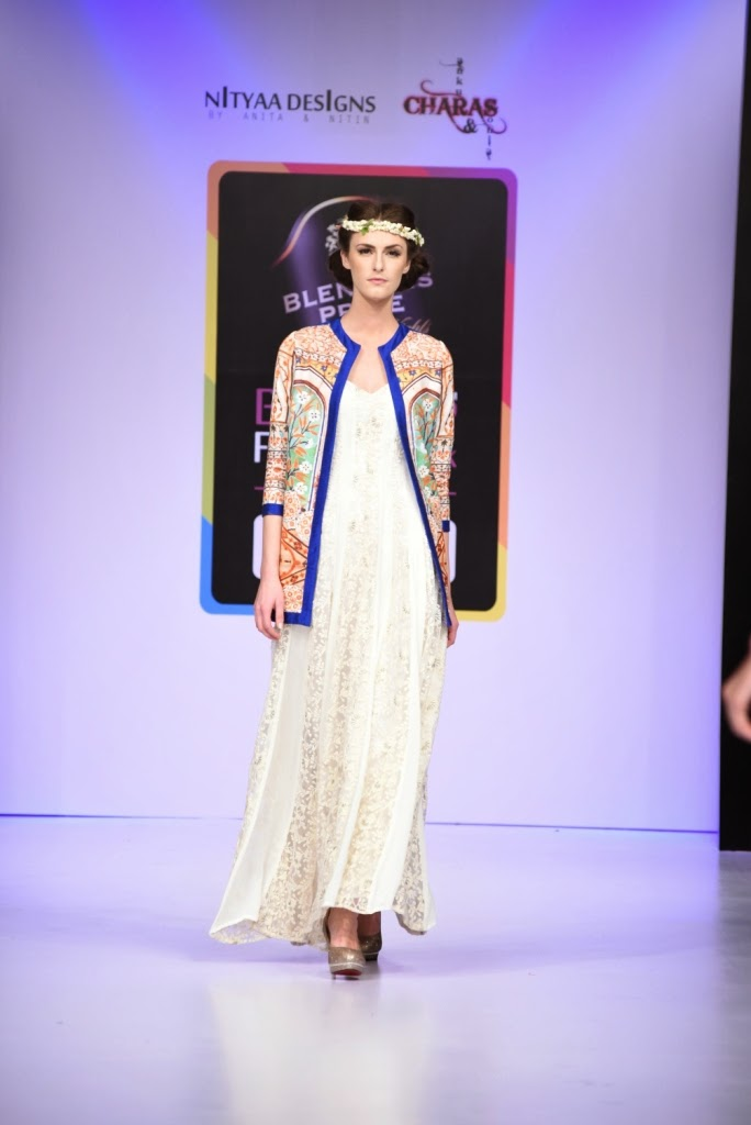 Blenders Pride Bangalore Fashion Week 2015: Day 2 image