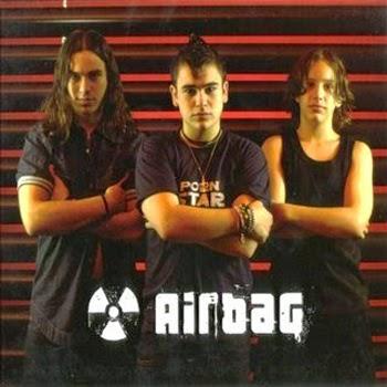 disco Airbag, portada Airbag, album Airbag