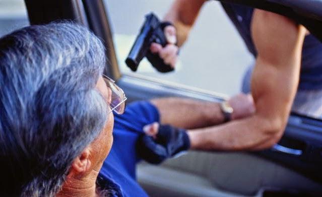 Delito de robo en Derecho penal