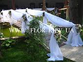 Оформление свадьбы в романтическом стиле
