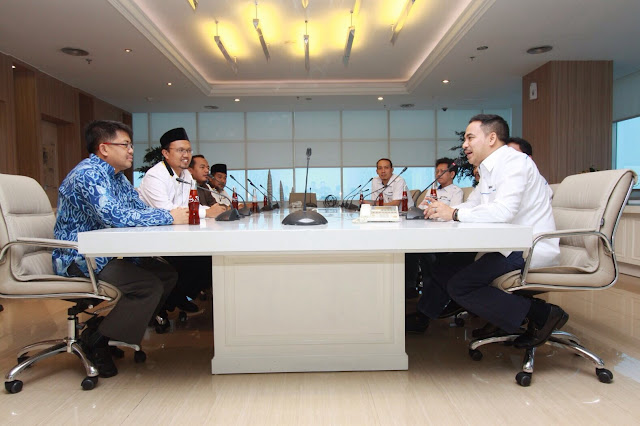 CEO Merdeka Group Apresiasi Sikap PKS Soal UU KPK