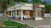 Flat Roof House Plans 3 Bedrooms