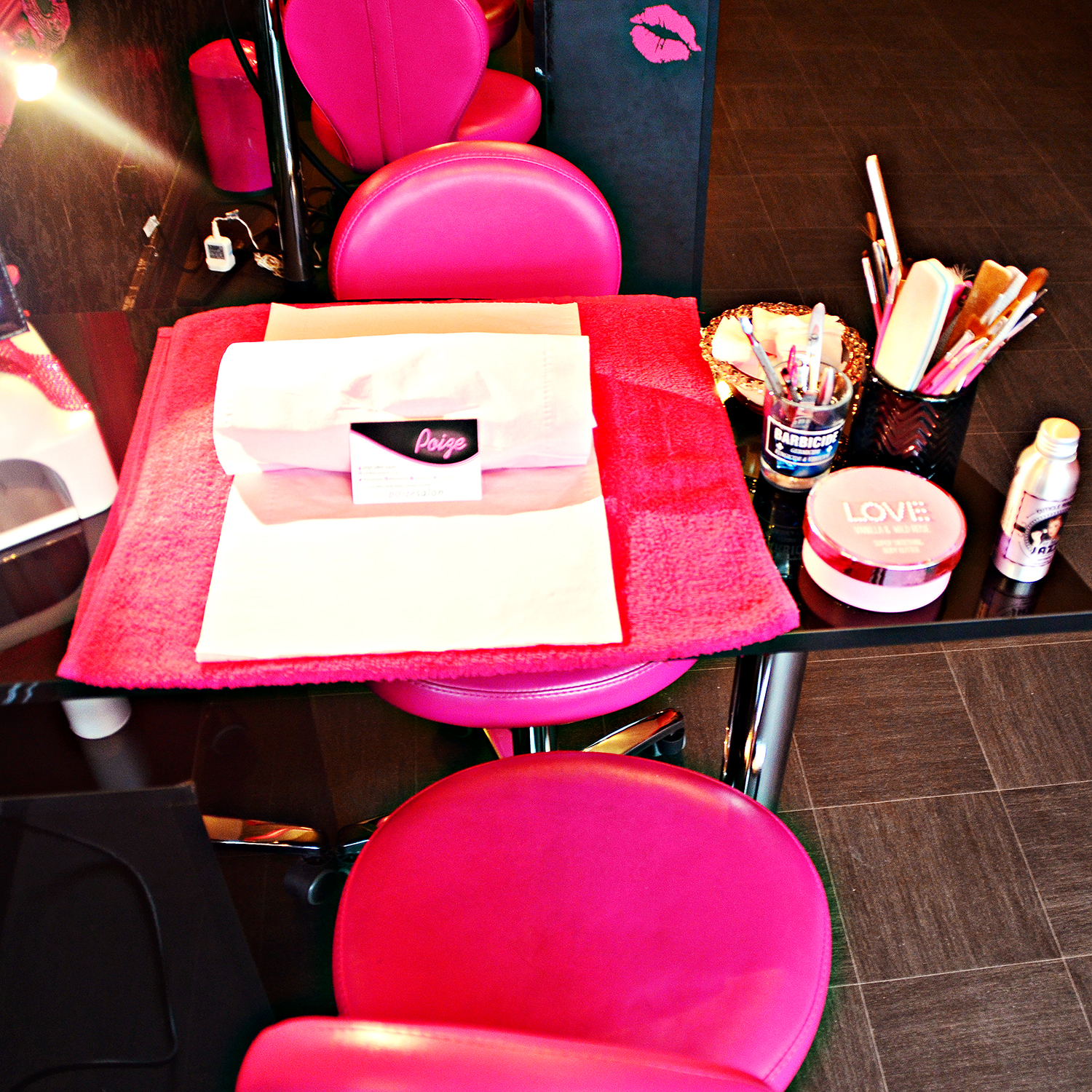 Beauty Prep For London Fashion Week At Poize Salon, West Derby Road