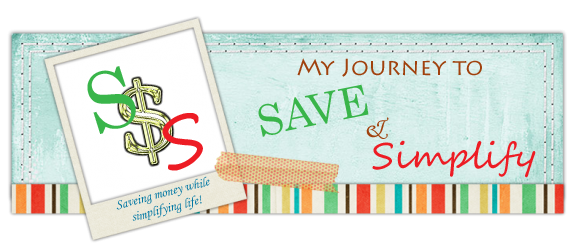 My Journey to SAVE & Simplify!