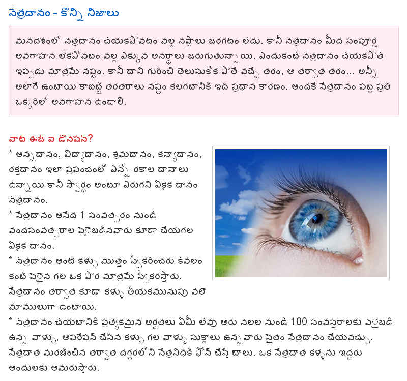 essay eye donation keratoplasty