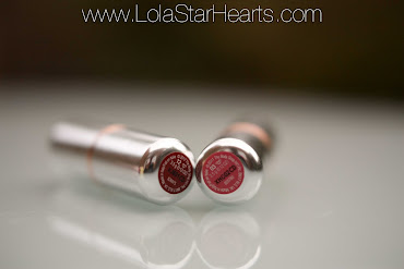 review swatch photo The Body Shop ColourGlide Shine Lip Colour Lipsticks 12 ruby sparkle 04 pink flash