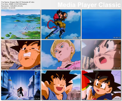 Download Film / Anime Dragon Ball GT Episode 47 Bahasa Indonesia
