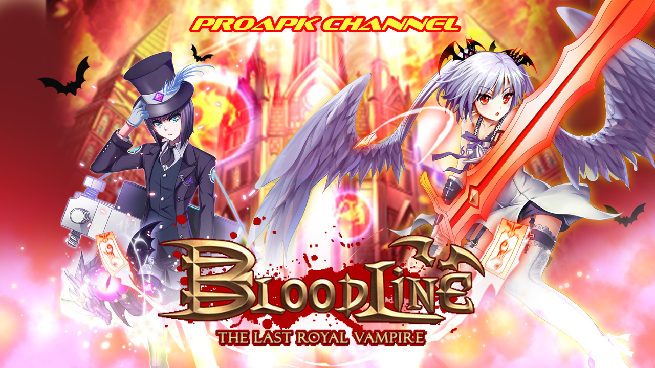 Bloodline Gameplay IOS / Android