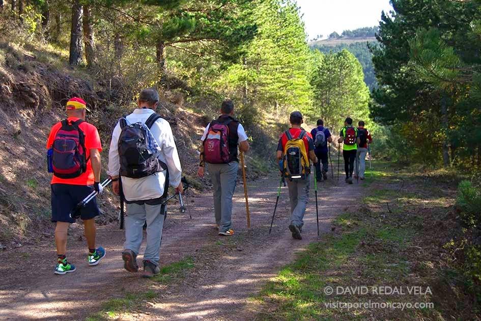 Senderismo Trekking Rutas Caminos Senderos Recorridos