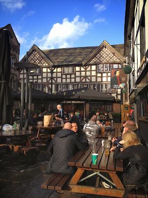 Oyster Bar, Manchester