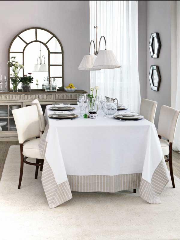 Bricolage e decora o como decorar uma sala de jantar pequena - Salon colonial moderno ...