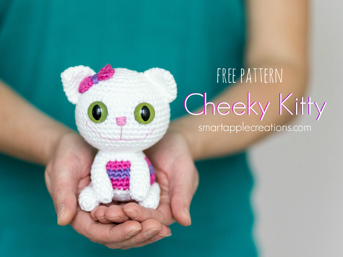 Smartapple creations amigurumi and crochet freebies thank you and enjoy bankloansurffo Image collections