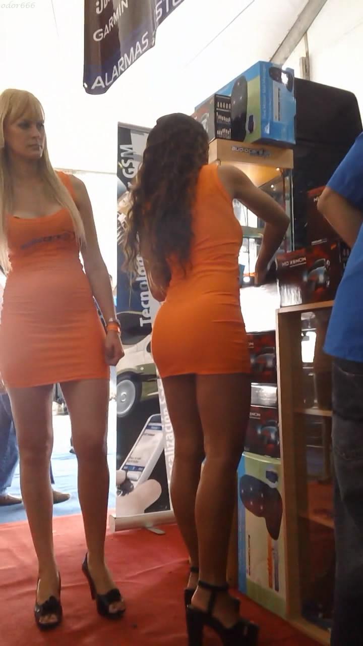 Edecanes en Vestidos Ajustados - K-Nuba 3.0 Tu Web Porno de Fotos y ...