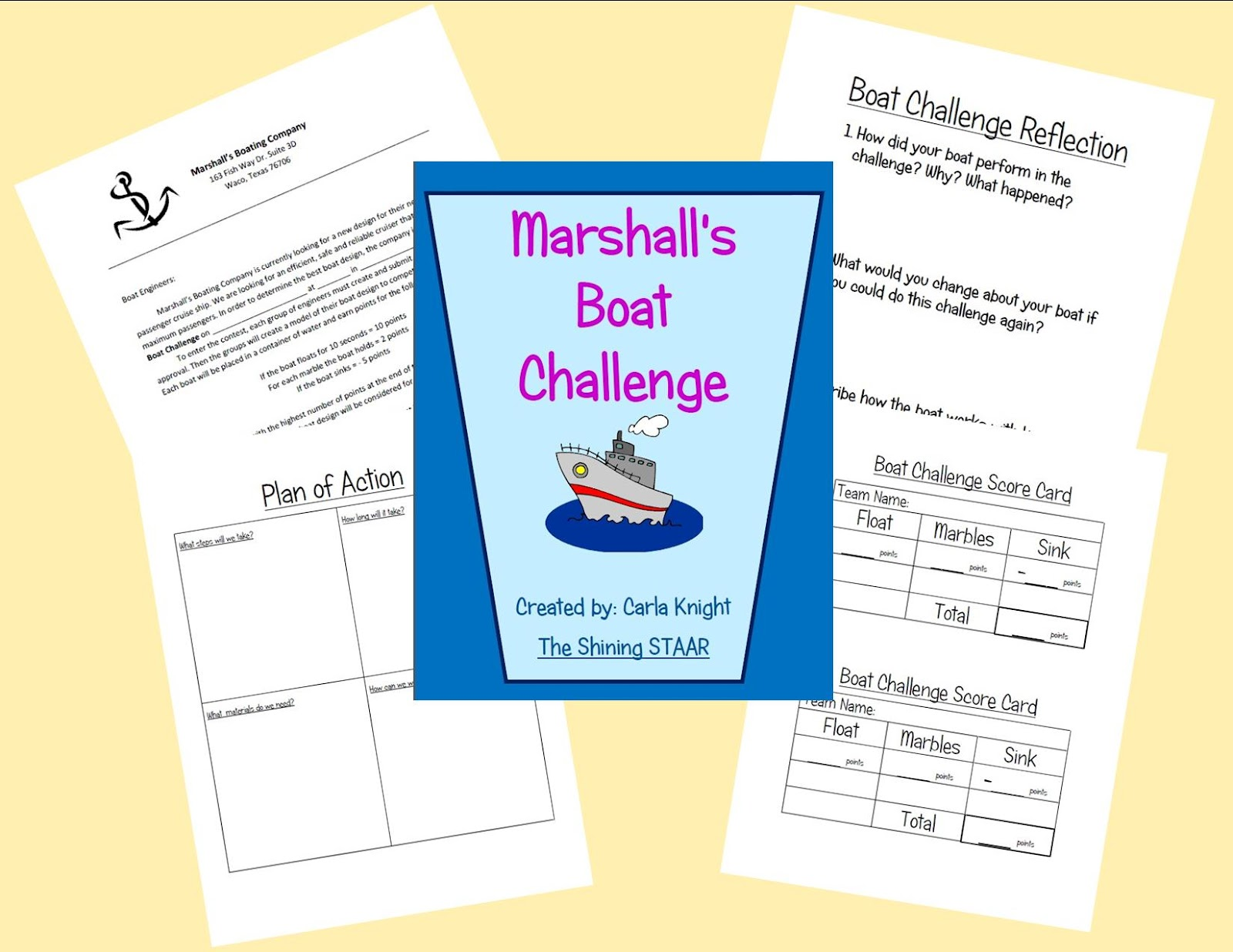 the shining staar marshall 39 s boat contest. Black Bedroom Furniture Sets. Home Design Ideas