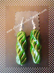 Pendientes Espiral