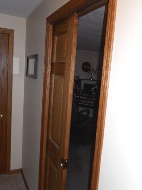 Troy house november 2012 for Pocket front door