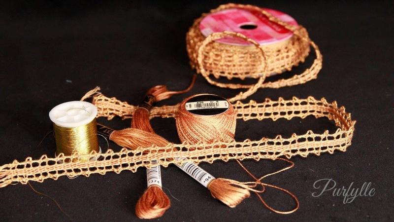 bobbin lace braid