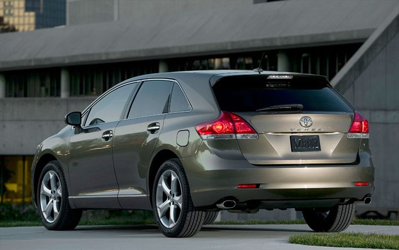 Automobile Trends 2009 Toyota Venza