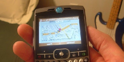 Movil con google Maps