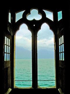 okna starożytne