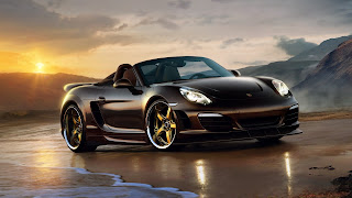 Modified Porsche download free wallpapers for pc