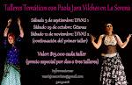 Talleres Temáticos con Paola Jara en La Serena