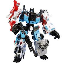 Hot Pick - Takara Tomy Transformers Unite Warriors UW-03 Defensor