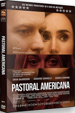 Filme Poster Pastoral Americana