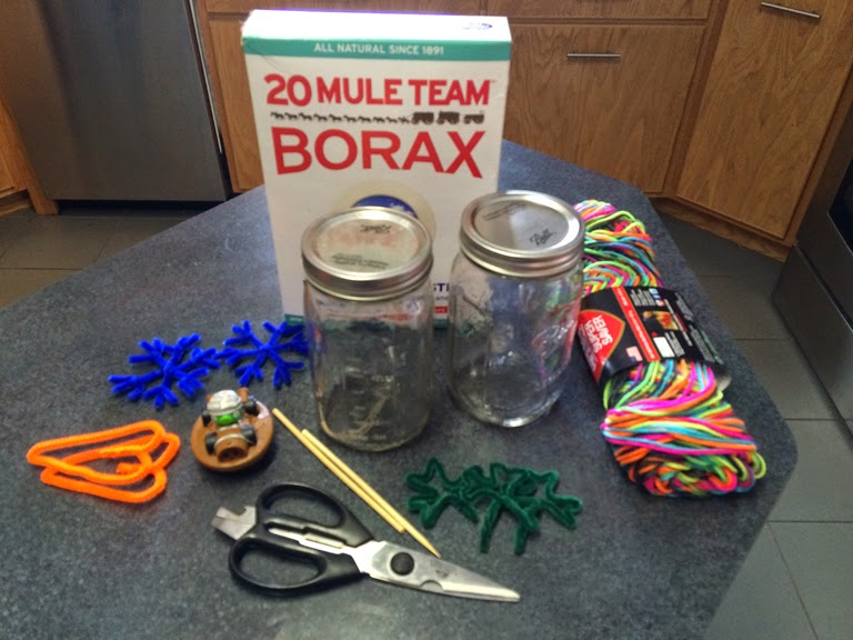 borax crystals science project Find and save ideas about borax crystals on pinterest | see more ideas about diy crystals borax crystals, home science projects, geodes, sparkly things.