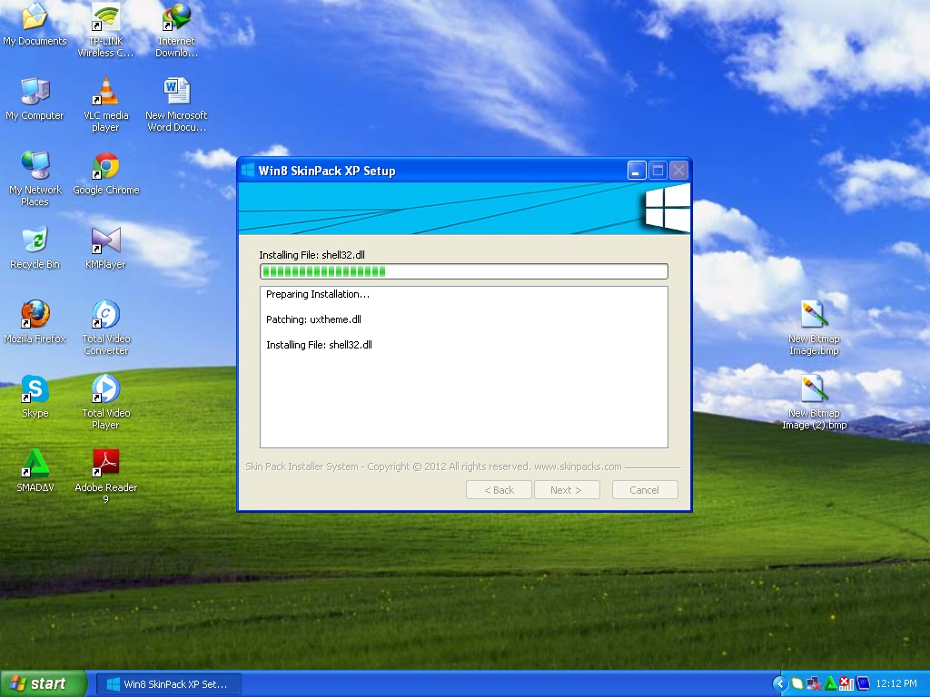 windows xp check for updates manually