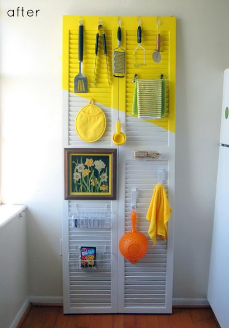 Creative and Cool Ways to Reuse Old Doors (18) 13