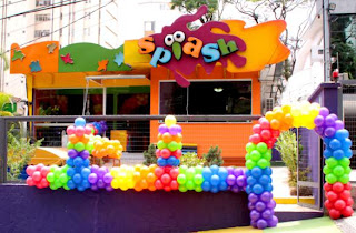 Buffet Splash Buffet Infantil BH