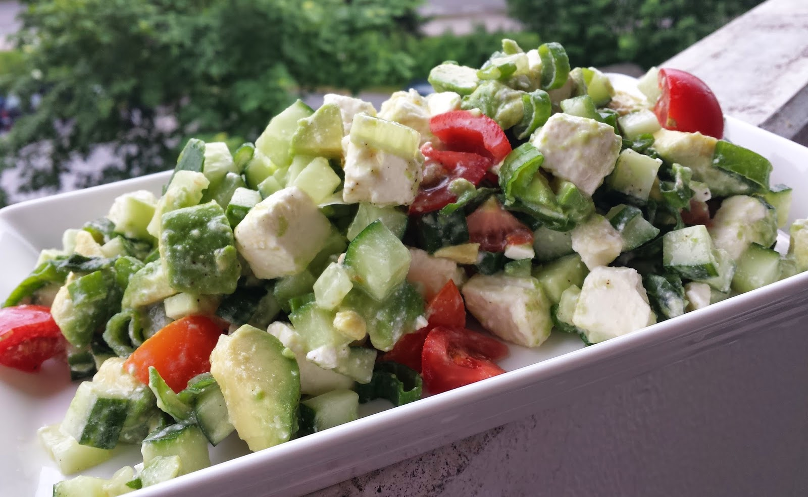 Juhannuksen salaatti