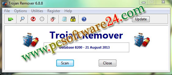 how to write a trojan horse virus in notepad