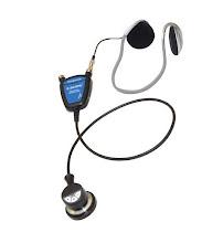 研究等ヘッドホン式パソコン聴診器