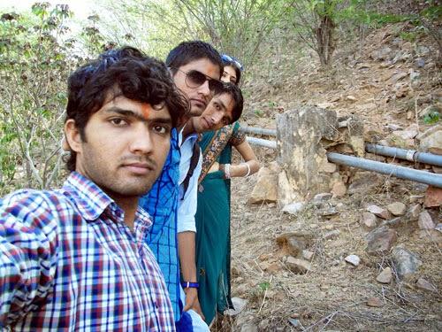 Sanjay kumar swami Gad ganesh , jaipur Valley 05