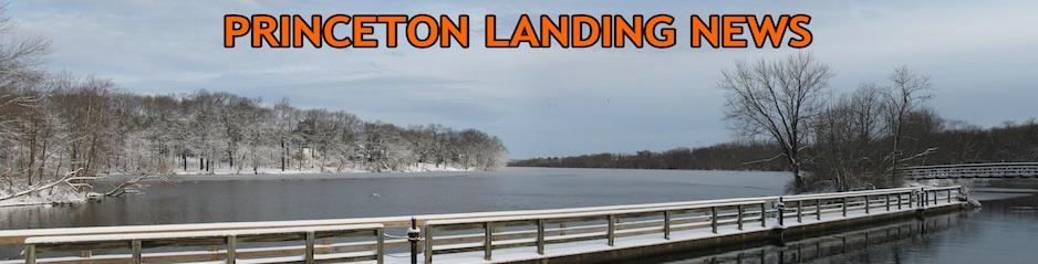 Princeton Landing News