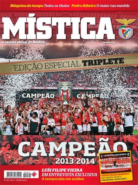 Benfica Campeão 13*14