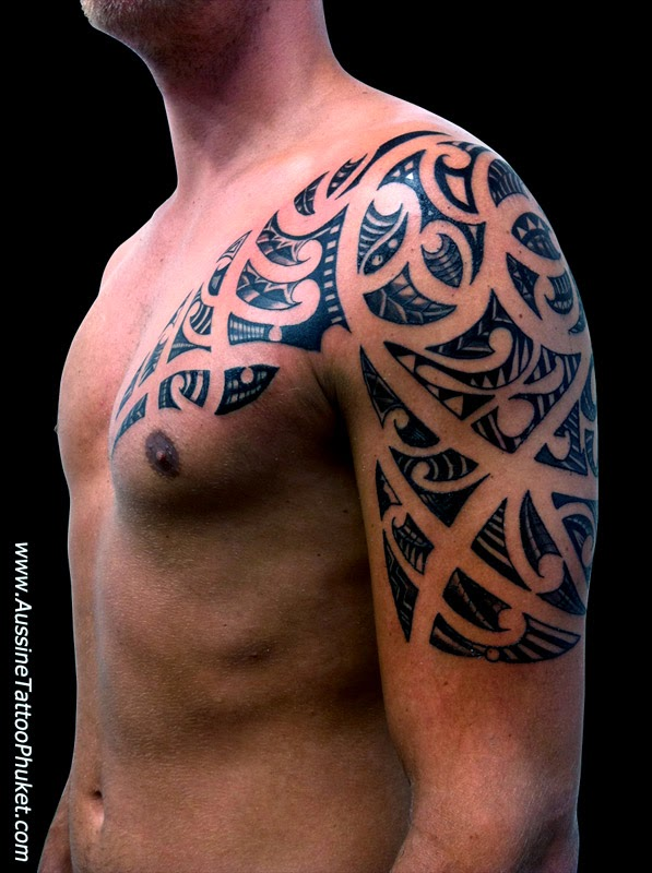 sleeve tribal turned tattoo into tribal tattoos tribal tattoo maori and Maori arm