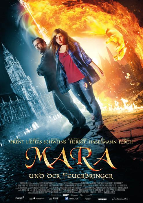 Mara Và Hỏa Lai Nhân - Mara und der Feuerbringer